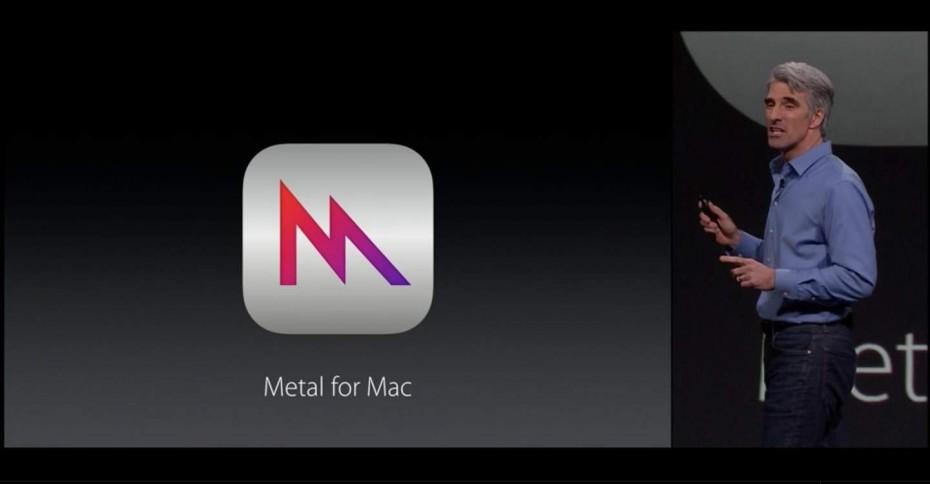 Крейг Федериги показывает Metal в OS X