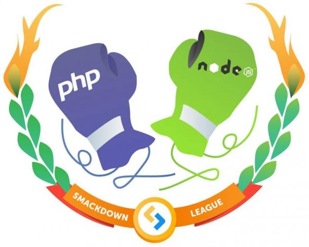 PHP против Node.js по версии Sitepoint