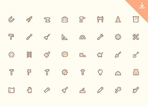 Бесплатные иконки инструментов
