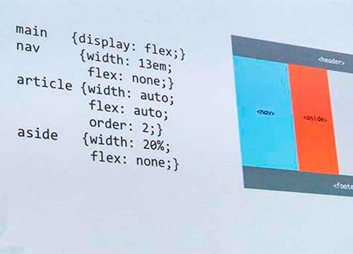 Список информации по Flexbox от the new code