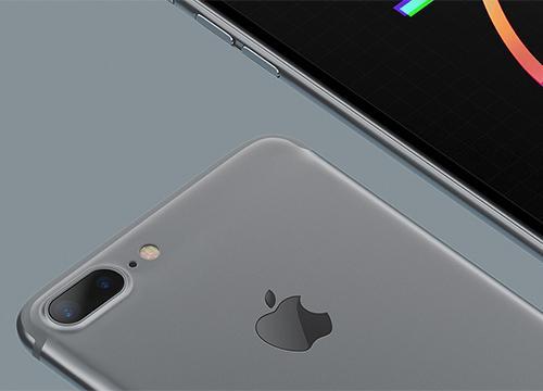 iPhone 7 — новые мокапы для Photoshop и Sketch