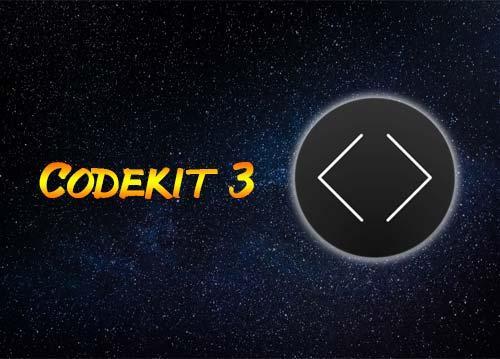 Codekit 3 — современный GUI сборщик для MacOS