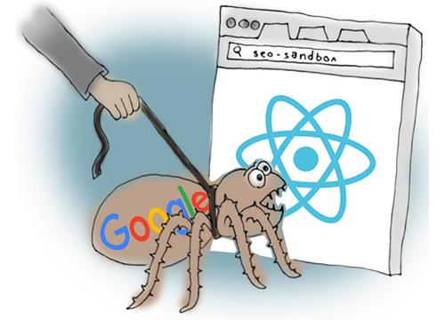 Проверка сайта на React с помощью «Fetch as Google»