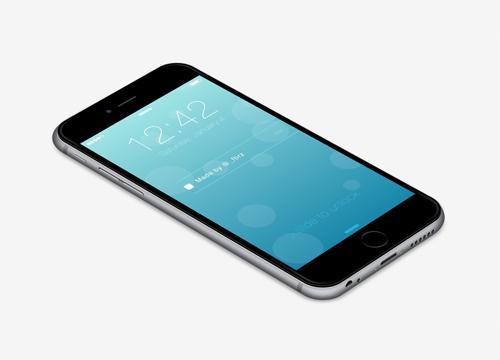 Анимированный iPhone 6 на чистом CSS