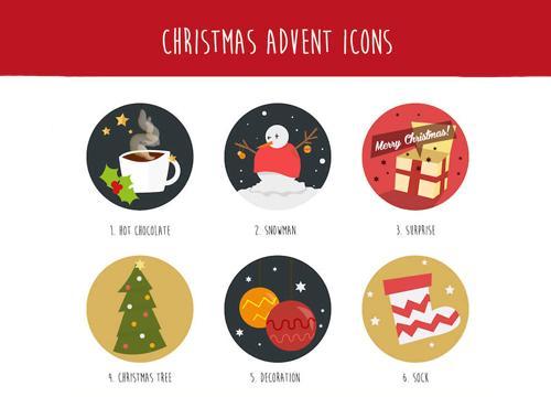 Иконки в канун рождества