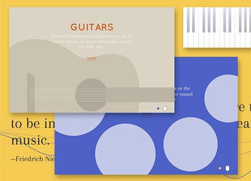 Интерактивные музыкальные инструменты