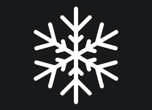 Snowflaker — генерируем простые векторные снежинки