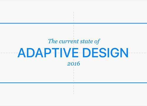 Нынешнее состояние адаптивного дизайна