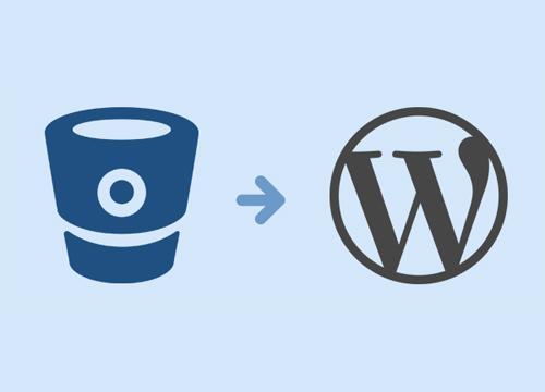 Разворачиваем WordPress проект из Bitbucket