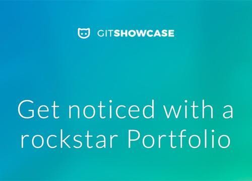 GitShowcase — демонстрируем свое GitHub портфолио