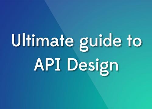 Подробная инструкция о построении API