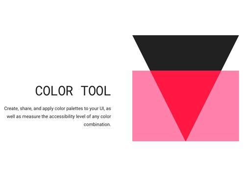 Новый инструмент Color Tool от Material Design