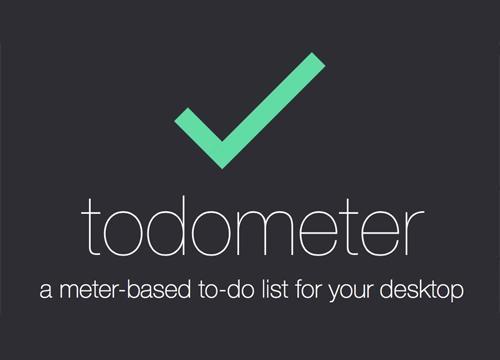 Todometer — список дел для MacOS и Windows