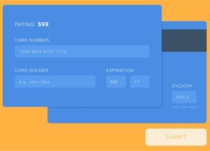 CSS формы — большой список демо на Codepen