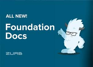 Новая документация к Zurb Foundation
