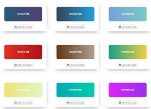 100+ градиентных кнопок на CSS