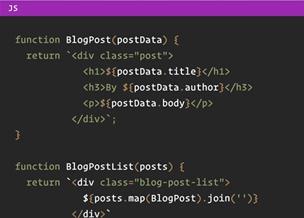 Реактивный UI с помощью ванильного JavaScript