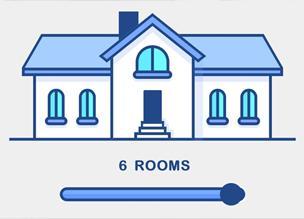 Адаптивные CSS дома на Codepen