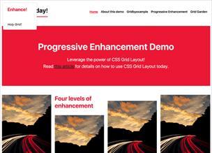 Прогрессивное улучшение от флоатов к CSS сеткам