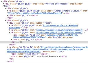 Уменьшаем размер CSS, урезая имена классов