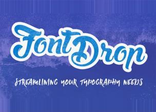 FontDrop — работа со шрифтами на macOS