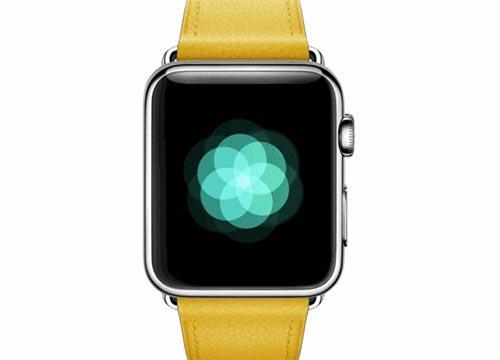 Воссоздание «дышащей» анимации с Apple Watch