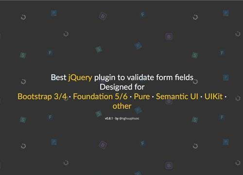 jQuery плагины на все случаи для работы с формами