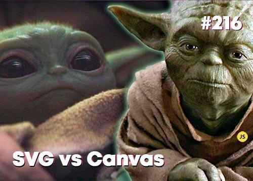 SVG против Canvas — Суровый веб #216